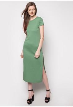 Mackenzie Slit Dress