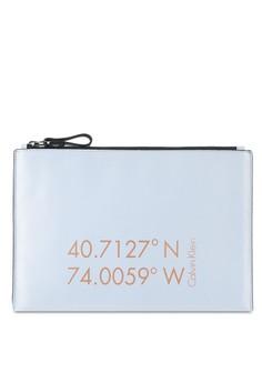 Calvin Klein-NY Coordinates 旅行 袋