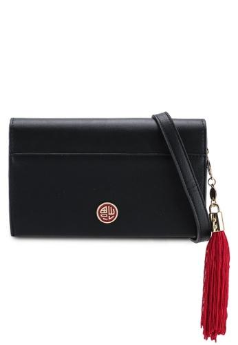 fe3208495b26 ALDO black Eurodosi Wallet On Chain 67D9FAC6A66709GS 1