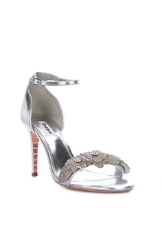 a6ec34399e 20% OFF Dune London Majorelle Di Heeled Sandals Php 6,950.00 NOW Php  5,559.00 Sizes 37 38 39