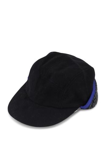 niko and ... black Casual Cap D1ED6ACC0A4A3EGS_1