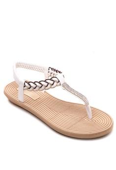 Pullman Flat Sandals