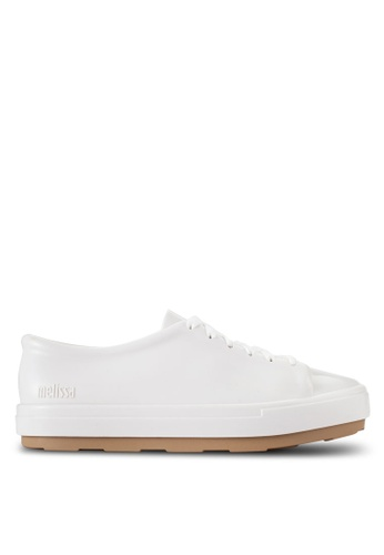 Melissa 白色 Melissa Be Ad Sneakers ME121SH73RBMMY_1