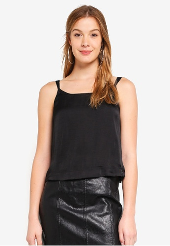 Free People black Move Lightly Cami Top 22C4DAA13565C4GS_1
