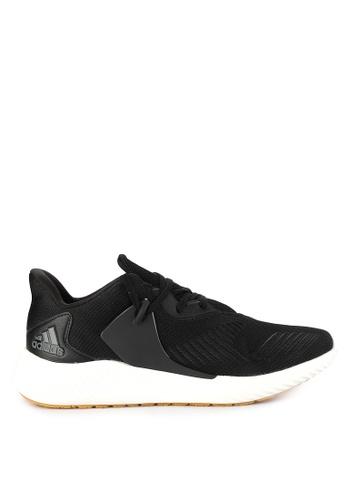 adidas black adidas alphabounce rc 2 shoes 0B455SH0E2776FGS_1
