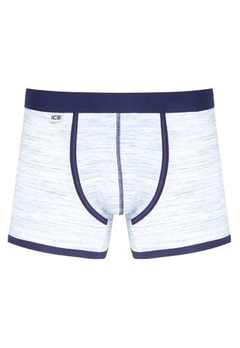 Hanford blue Ice Men's Boxer Briefs Burst Jaspe C88FCUS05EEDE5GS_1