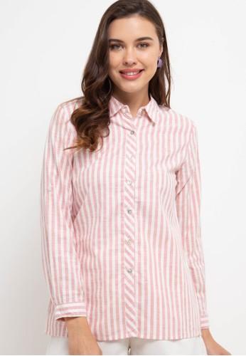 Cressida Ladies pink Aretha Shirt B0421AAC9DFEB9GS_1