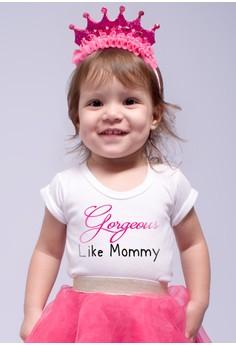 Gorgeous Like Mom