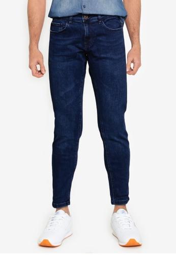 LC Waikiki blue 760 Skinny Fit Jeans 6737CAA7F73D30GS_1