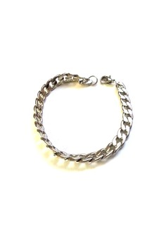 Stainless Silver Chain Bracelet