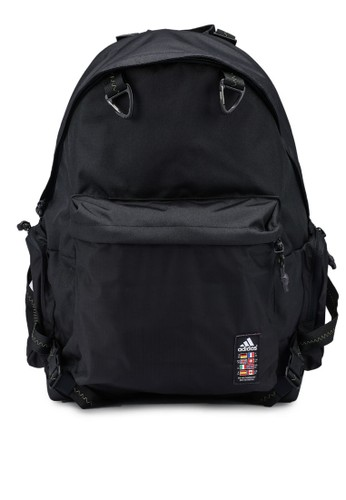ADIDAS black urban xplorer backpack D4B67AC149C030GS_1
