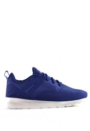 World Balance navy Flex Motion MS Sneakers 72B92SH6961649GS_1