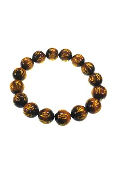 Feng Shui Charms Money Catching Monta Beads Bracelet