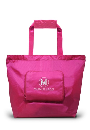 Monocozzi pink Lush Traveler Spare Bag (Small) MO983AC05VJEHK_1