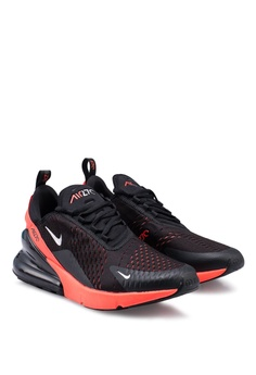 Latest 2017 Nike Air Max 90 Ultra 2. 0 Flyknit Men's Casual Running Shoes Black Grey White