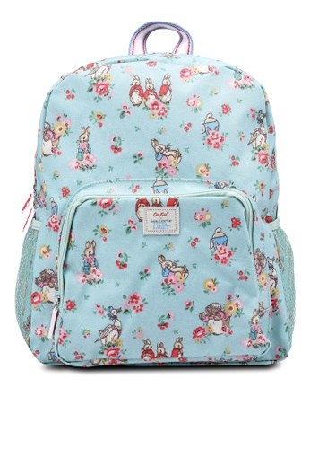 Cath Kidston green Beatrix Potter Kids Large Backpack 4C8C9KC6250521GS_1