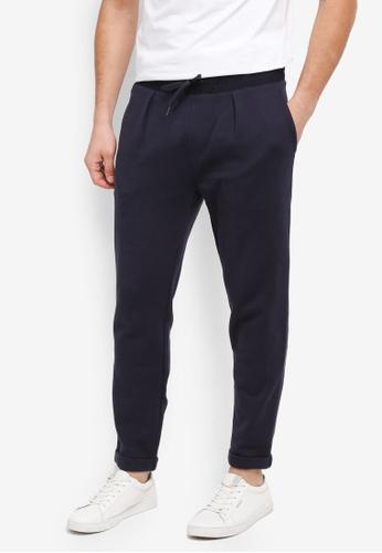 Calvin Klein blue Hespero 3 TPR Jogger Pants - Calvin Klein Jeans 66C7EAAE537B7AGS_1