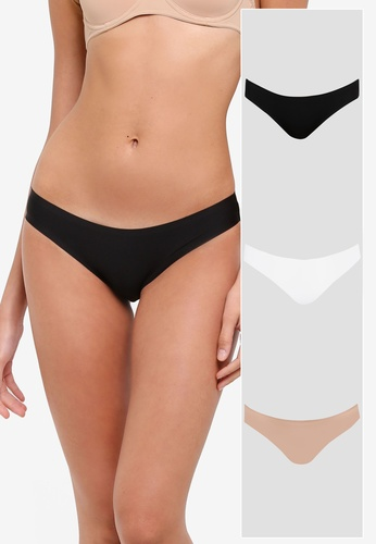 Undiz multi Micro Slip Panties Pack 6008CUS453A395GS_1