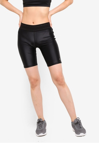 Cotton On Body black Active Mid Gym Shorts FAB05AA411D320GS_1
