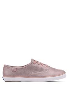 d264181a4d4bd1 Champion Glitter Suede Sneakers EE0DESH7223CC1GS 1 Keds ...