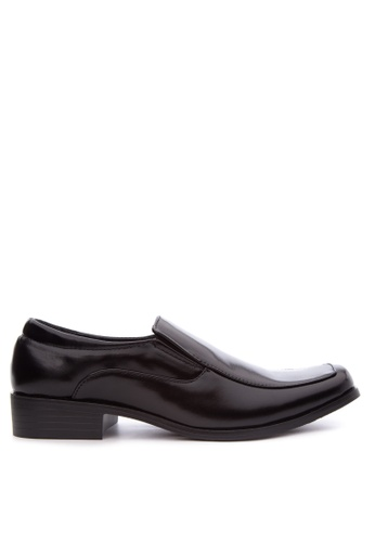 Italianos black Elton Formal Shoes IT153SH19GCAPH_1