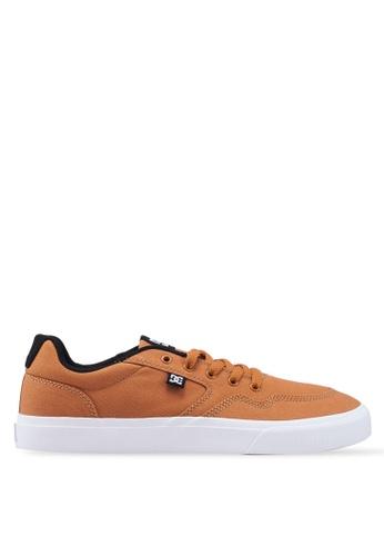DC Shoes brown Rowlan Tx M Sneakers 5A78FSHD07A5E9GS_1