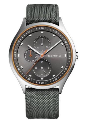 Bering grey Classic  11741-879 Grey 41mm Men's Watch 6219DACB34D412GS_1