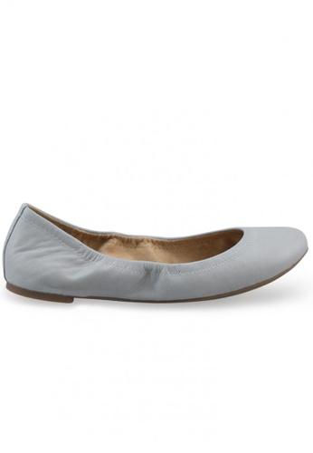 Shu Talk grey Amaztep Classic Grey Ballet Flats SH617SH2USELHK_1