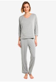add8bc5d583 47% OFF OVS Basic Pyjama Set RM 149.00 NOW RM 78.90 Sizes S M L XL