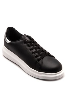 Pure Lace-up Sneakers
