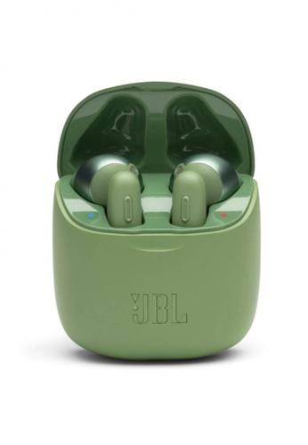 JBL green JBL TUNE 220TWS True Wireless Earbuds - Green EB5B7ES00B6395GS_1