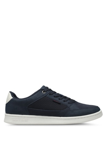 Jack & Jones navy Jfwmax Combo Navy Sneakers 00C85SH7958B9CGS_1