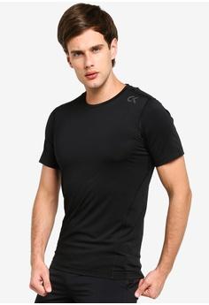04684d885ff3 Calvin Klein black Perfect Workout Tee - Calvin Klein Performance  3B9AAAA7D9E3F8GS_1