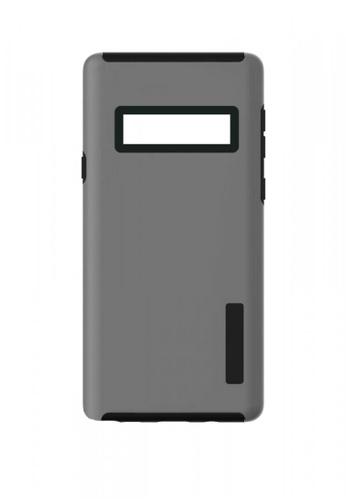 MobileHub grey Samsung S10 Dual Pro Shockproof Case A2076AC7087EF2GS_1