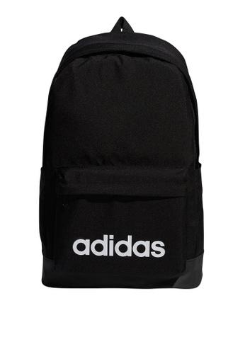 ADIDAS black classic extra large backpack B6FBEAC04AB467GS_1