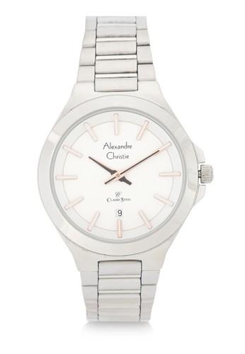 Alexandre Christie silver Alexandre Christie Jam Tangan Wanita - Silver - Stainless Steel - 8634 LDBSSSLRG C4ED1AC7B9C51DGS_1