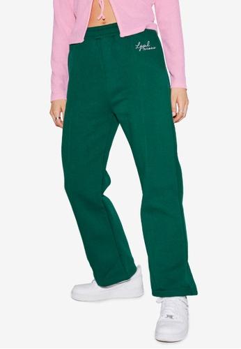 Local Heroes green Your Fav Green Sweatpants F7D2DAA204210CGS_1