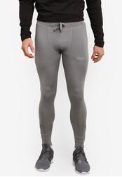 2GO grey GO Dry Tights 2G729AA0S5WHMY_1