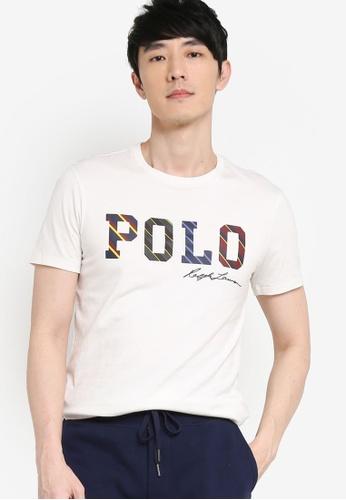 Polo Ralph Lauren white Short Sleeve T-Shirt 6C829AA07619A5GS_1