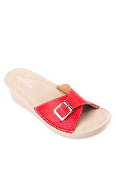 Janel Wedge Slides
