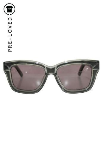 ksubi black Pre-Loved ksubi Sham Sunglasses. BF98CGL3DDDD1CGS_1