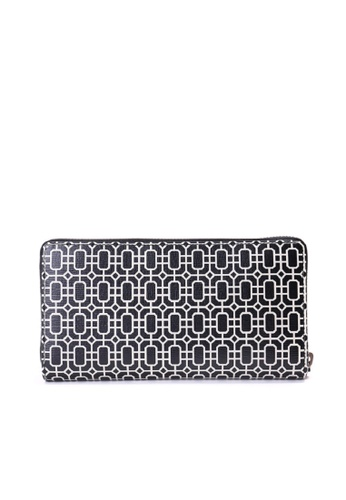 Gucci multi GUCCI HEARTBEAT PRINT ZIP AROUND WALLET 86324AC161C6D2GS_1