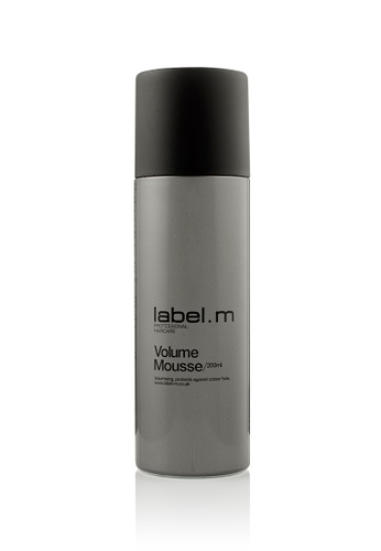 label.m grey Volume Mousse 200ml LA590BE90UGFSG_1