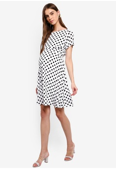 e40dff1600199 Seraphine Bonnie Maternity Woven Day Dress HK$ 829.00. Sizes 8 10 12 14 16