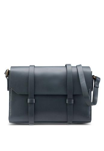 雙帶翻蓋斜背包、 包、 包ZALORA雙帶翻蓋斜背包最新折價