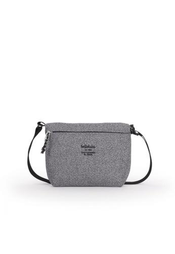 Hellolulu grey Hellolulu Cana Compact Utility Bag (Granite Gray) 7E884ACD16FC49GS_1