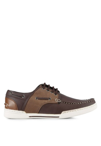 Rocklander brown Casual Boat Shoes RO978SH0S87BMY_1