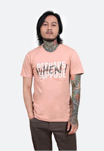 Celciusmen pink Tshirt Sablon Celcius A07333C 22C8DAA15AA541GS_1