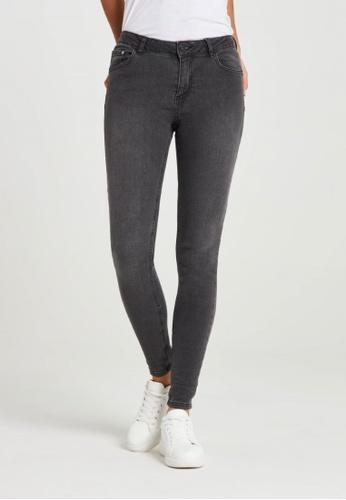 Terranova black Black Push-up Jeans 92E61AA851CFF5GS_1