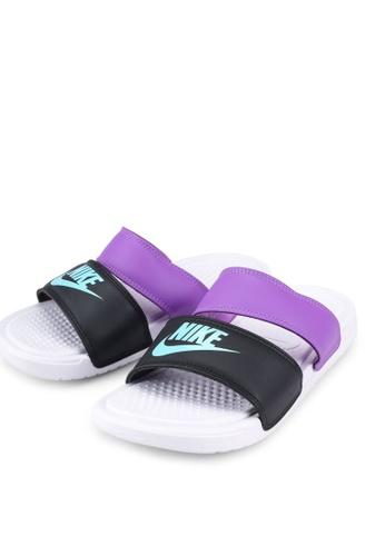 super popular 995bc 47b89 Nike Benassi Duo Ultra Slide Women's Sandals